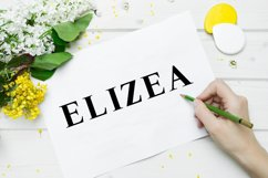 Elizea Font with 14 weights bundle Product Image 1