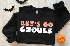 Spooky - A Fun Halloween Font Product Image 2