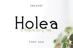Holea Product Image 1