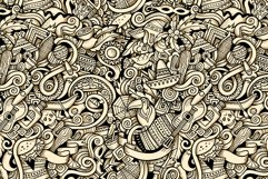 Latin America Graphics Doodle Patterns Product Image 2