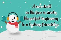 Christmas and Santona | A Beautiful Chirstmas Script Font Product Image 6