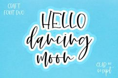 Dancing Moon -Crafty Duo- Product Image 1