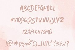 Willdom - Brush Font Product Image 9