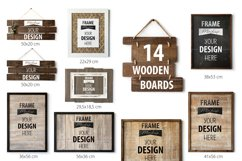 Scandinavian Interior Frames & Walls Mockup Bundle - 3 Product Image 6