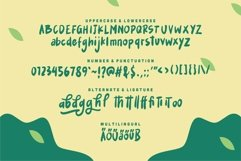 Web Font Butter Chips - A Cute Font Product Image 3