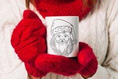Santa Christmas svg bundle Product Image 3