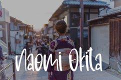 OrientalFamily - Monoline Handwritten Font Product Image 4