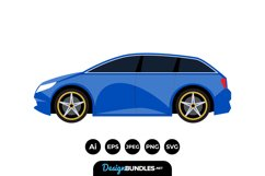 Car Clipart Product Image 1