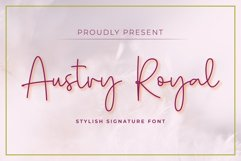 Austry Royal Product Image 1