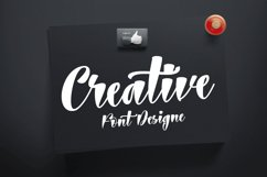 Battal Script Font Product Image 2