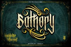 BATHORY Product Image 1