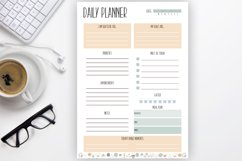 Daily Planner Template Product Image 2