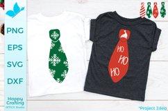 Christmas Ties - Holiday Ties Craft Files Product Image 1