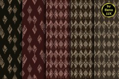Snakeskin Seamless Patterns Set Product Image 3