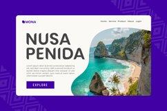 NOMA Sans Serif Font Product Image 2
