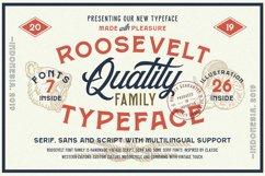 Roosevelt Font Family Product Image 1
