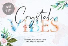 Crystal Vibes - SVG & Regular Product Image 1
