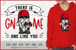 There is GNOME one like you Valentine's SVG, Biker Gnome SVG Product Image 1