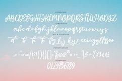 Web Font Gabrielly - Elegant Script Font Product Image 3