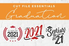 graduation 2021 svg file - a class of 2021 senior svg bundle Product Image 3