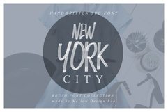 New York svg Product Image 1