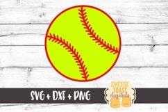 Softball - Softball SVG File Product Image 2