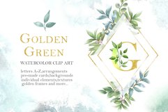 Golden Green Product Image 1