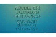 Carousel Lights Font Family, Three Fun Fonts Product Image 3