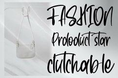 Web Font CluelessPerson - Script Lettering Font Product Image 5