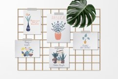 Urban Jungle elements with terrazzo and textures Product Image 4