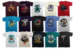 31 Sublimation sport t-shirt design Product Image 3