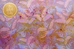 Floral Backgrounds & Paper Designs - Audrey Product Image 4