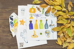 HALLOWEEN WATERCOLOR COLLECTION Product Image 5