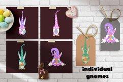 Easter gnomes SVG bundle. Product Image 6