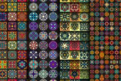 Tile mosaic seamless patterns collection Product Image 3