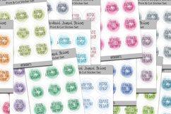 Mega Sticker Bundle #5 - Motivational Planner Stickers Product Image 2