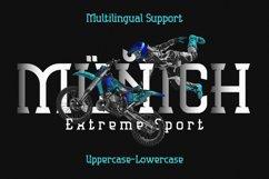Automova Sport Font Product Image 3