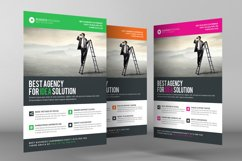 Business Analyst Flyer Template Product Image 3