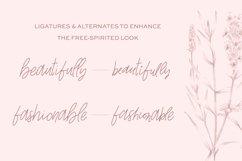 Whiskey Girl Signature Font Product Image 3
