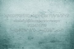 Rustic Oak A Grunge, Solid, and Stencil Font Product Image 6