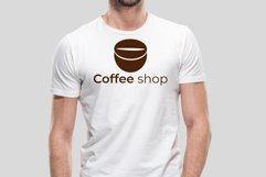 Coffee shop Minimal Logo Product Image 3
