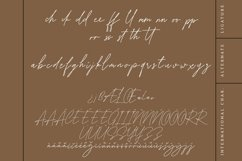 Karllina Handwriting Signature Product Image 7