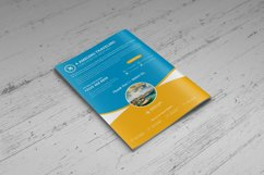 Holiday Travel Bifold & Trifold Brochure v2 Product Image 4
