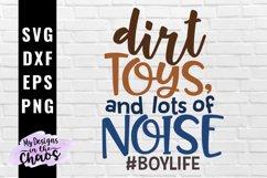Boy SVG EPS DXF PNG | Boy Mom Life SVG Product Image 1