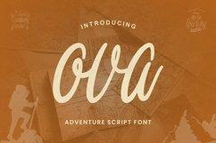 Web Font Ova Font Product Image 1