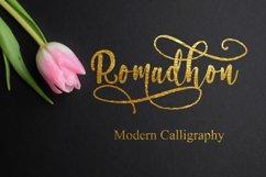 Floral Font Bundles Product Image 4