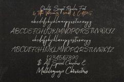 Quality SVG Bold Brush Script Product Image 6
