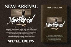 Xantorid - Premium Brush Font Product Image 16