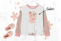 Cute kitten clipart and patterns Product Image 6
