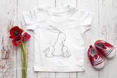 Onesie, Infant T-Shirt Mockup Product Image 3